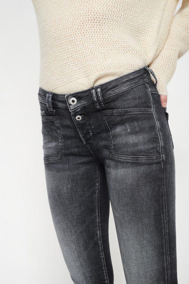 Scot power skinny 7/8th jeans grey N°1
