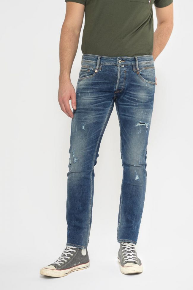 Trial 700/11 slim jeans destroy blue N°2