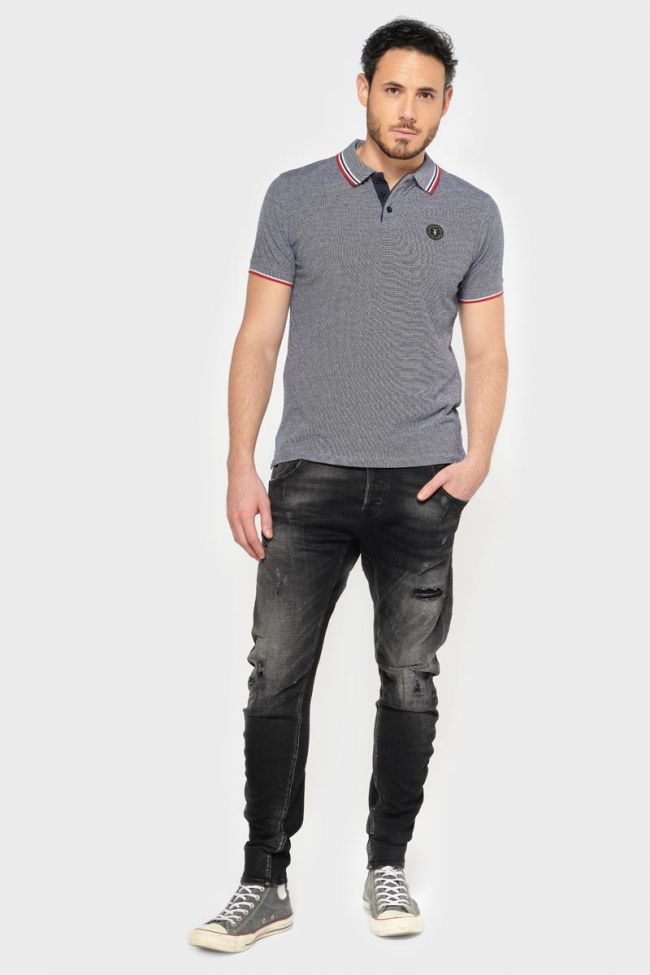 Alost tapered arqué jeans noir N°1