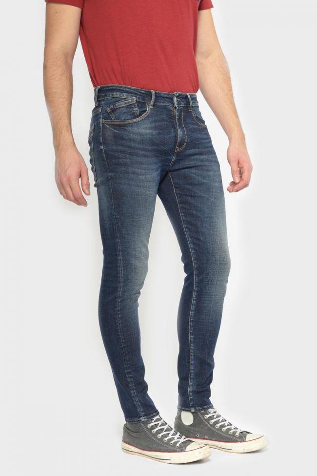 Power skinny 7/8ème jeans bleu N°1