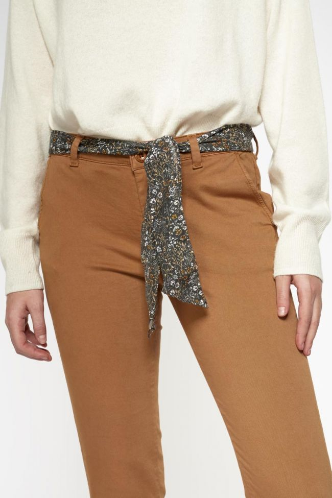Pantalon Lidy camel