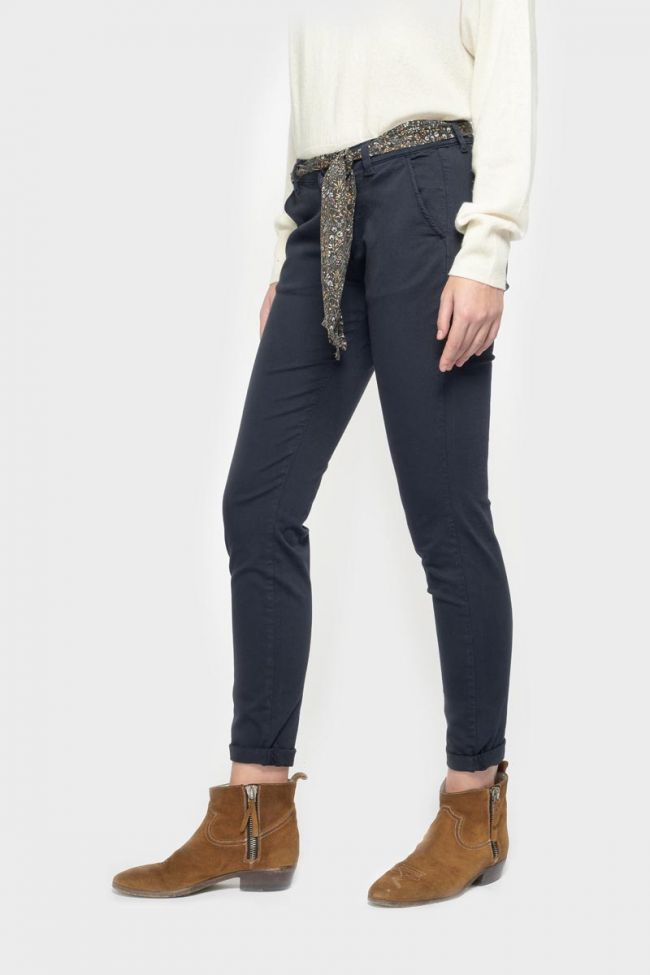 Navy blue Lidy trousers