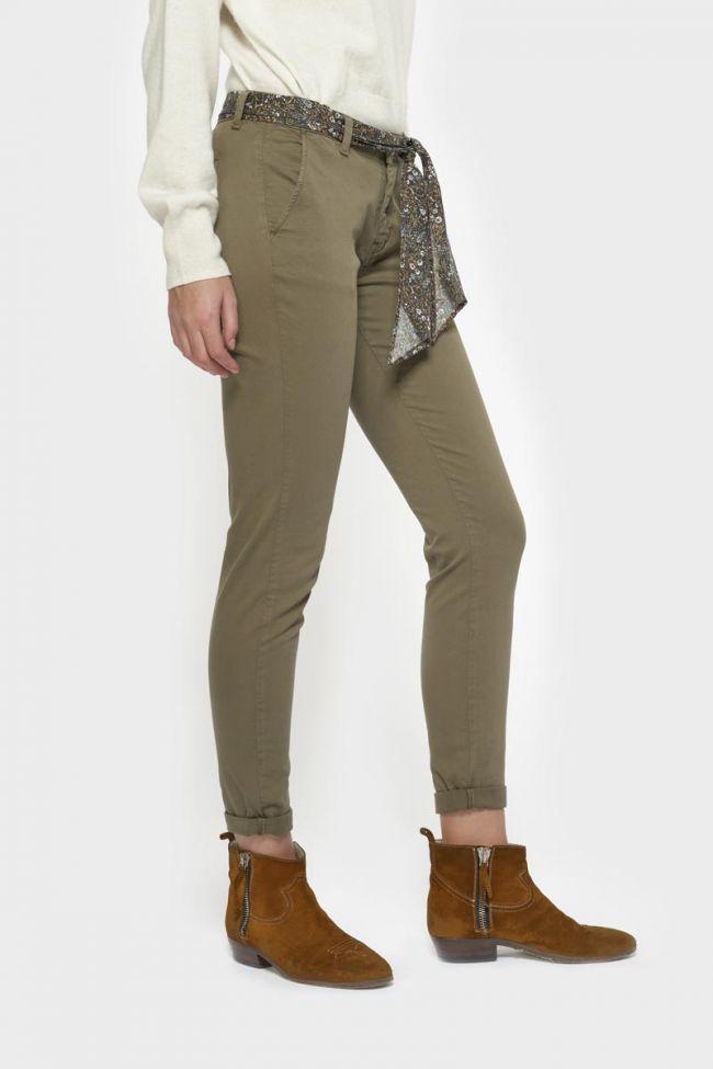 Pantalon Lidy kaki
