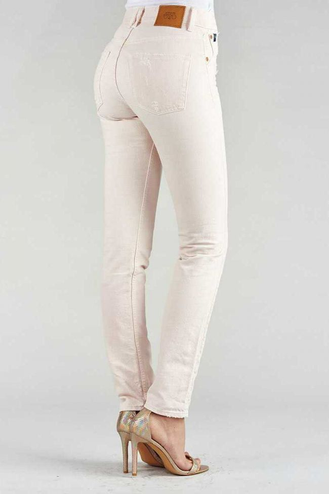 Jeans 400/16 Mom rose clair