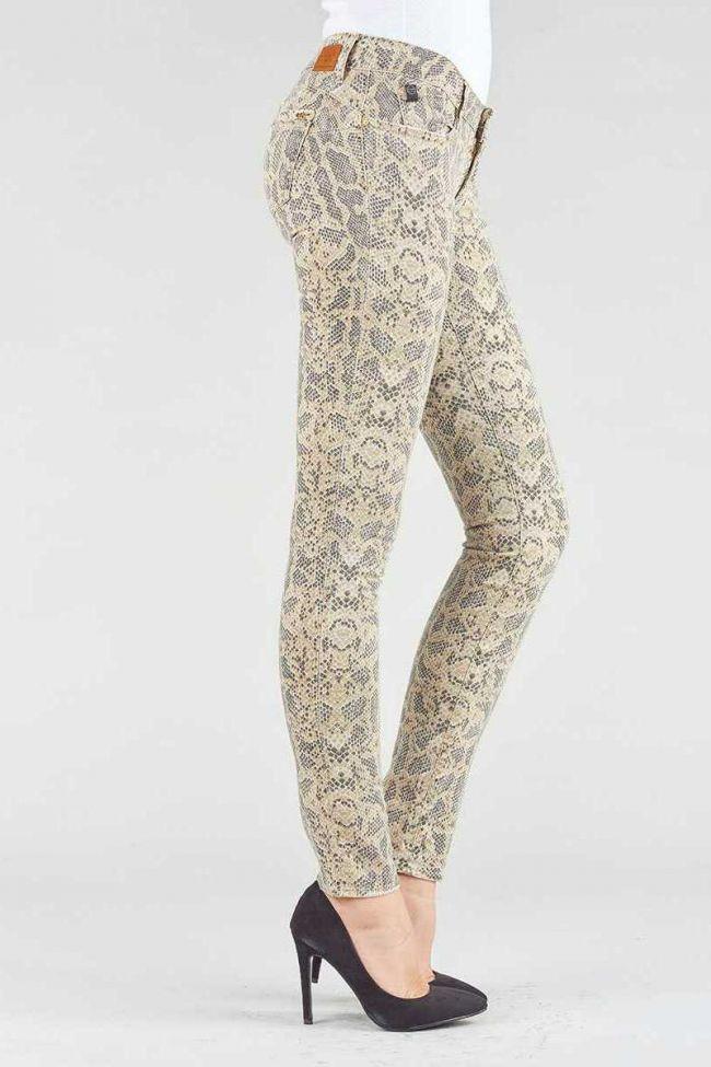 Python print Lidgie Jeans