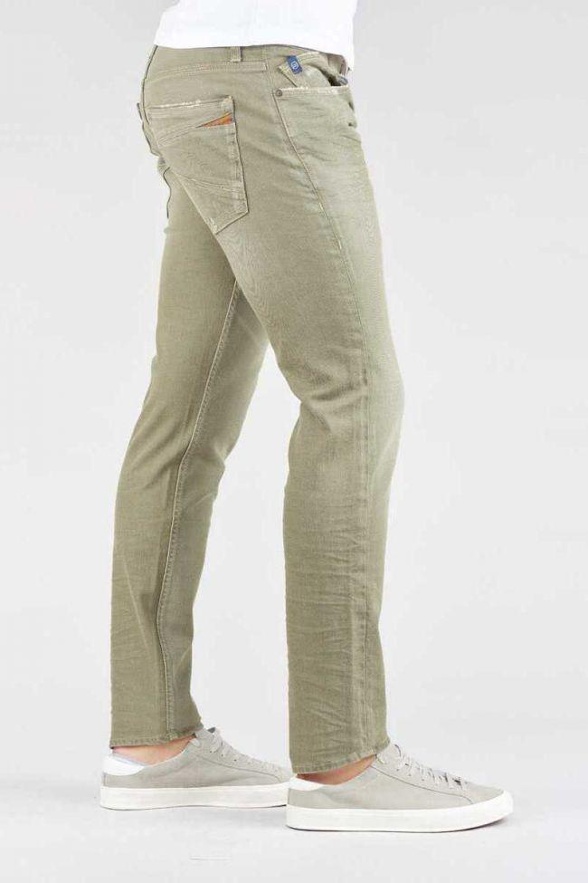 Jeans 700/11 slim stretch khaki