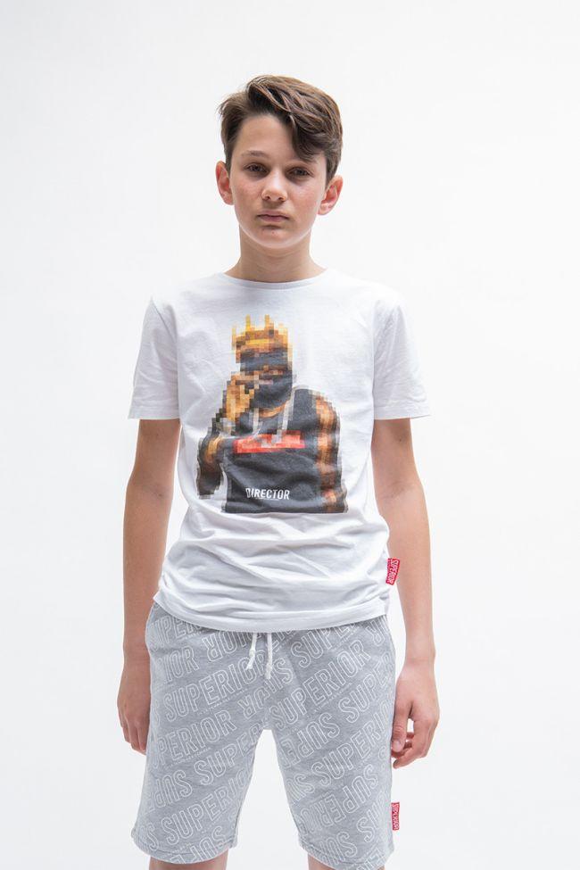 Tobalbo white T-shirt