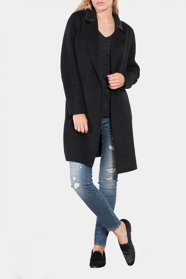 Manteau Trocadero noir