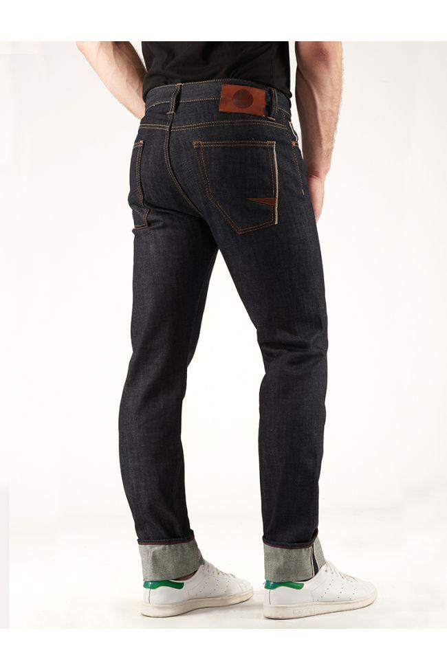 Jeans 600/11 Selvedge Dark Blue