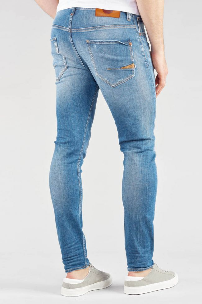 Jeans 900/15 tapered bleu clair