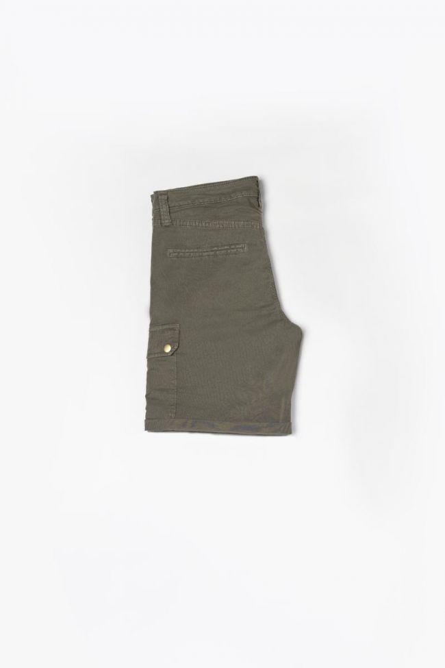 Ranya khaki short