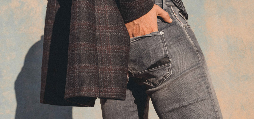 Quel jean pour un homme aux cuisse fortes ?