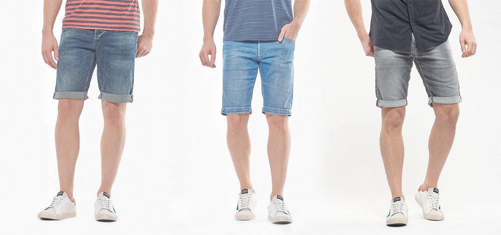 Comment porter le bermuda en jean ?