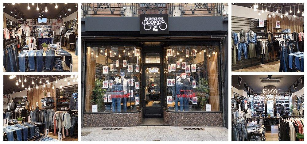 Réouverture de nos boutiques