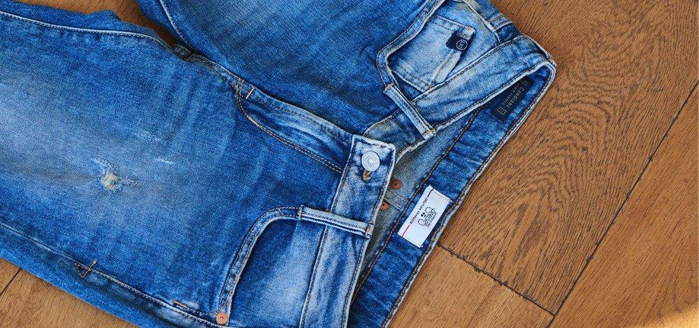 Comment assouplir un jean trop raide ?