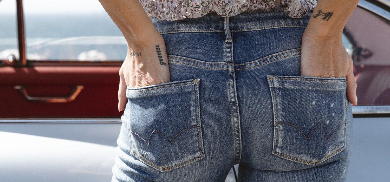 Quel jeans pour ma morphologie en A ?