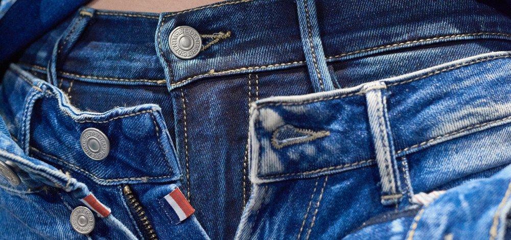 Différences entre un jean mom et un jean boyfriend