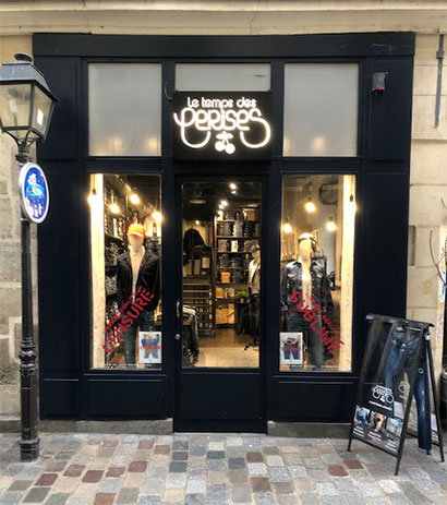 LE TEMPS DE CERISES PARIS ROSIER