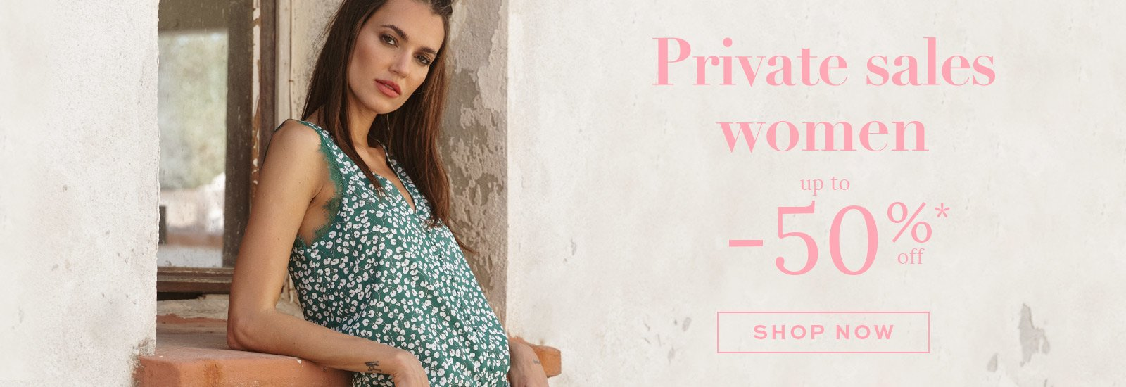 private sales women